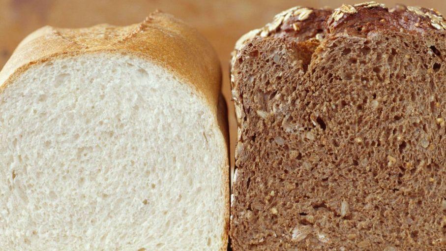 Diferencia entre harinas integrales y harinas blancas
