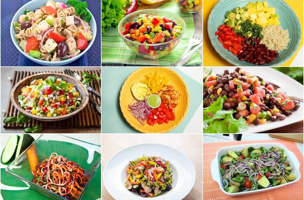 Alimentos que se deben incluir para cenar saludablemente