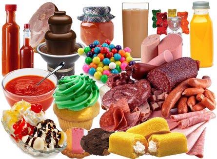 5 razones por las que debes de evitar los alimentos altamente procesados