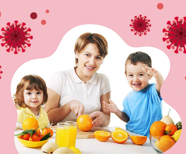 Importancia de la buena nutrición para fortalecer el sistema inmune
