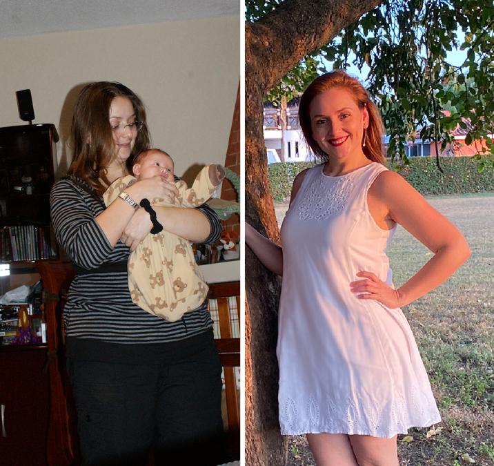 Alimentación saludable, la decisión que cambio mi vida