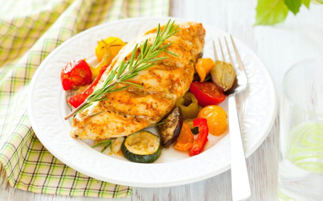 Alimentos que debes incluir en la cena y poder perder peso