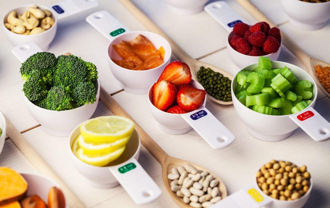 Importancia de las porciones de alimentos para perder peso