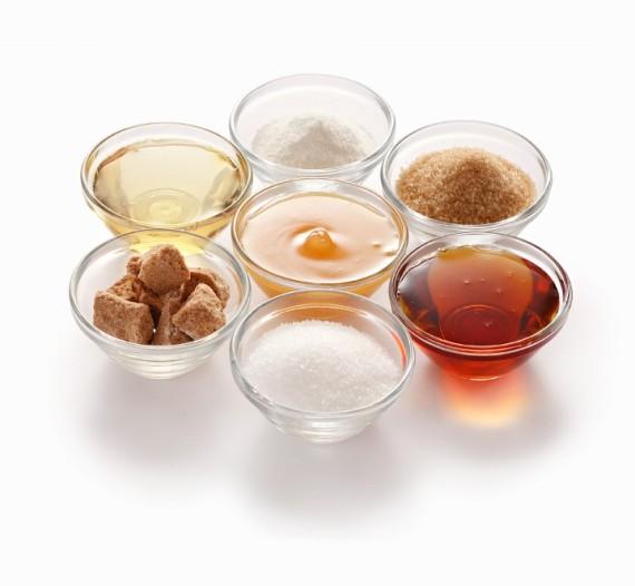 Endulzantes saludables para sustituir el azúcar refinado
