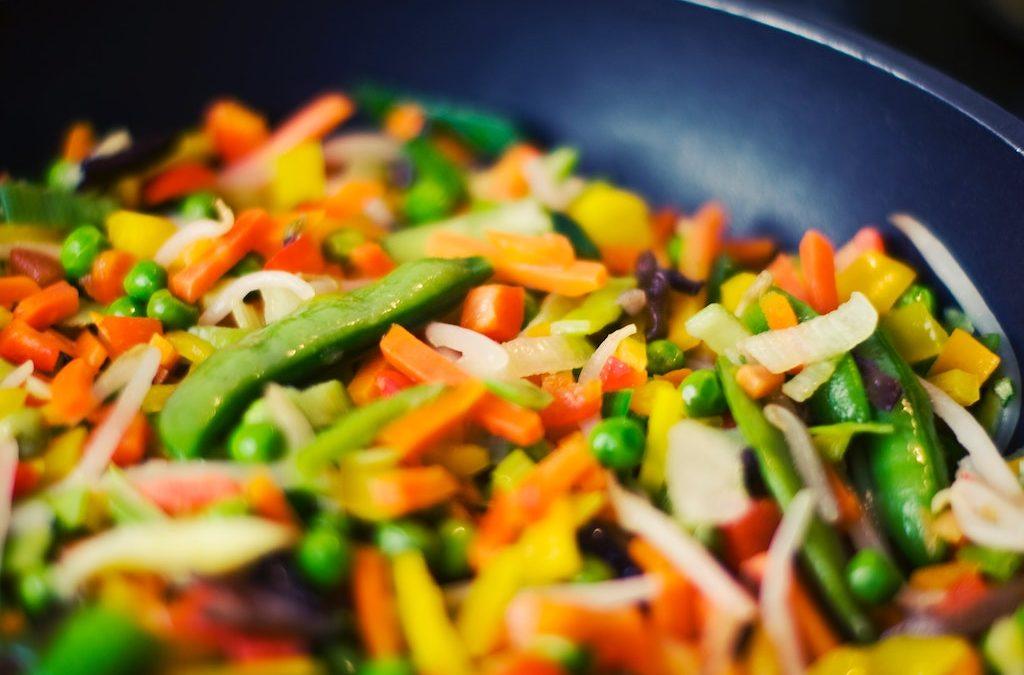 ¿El vegetarismo salva del sobrepeso?