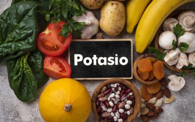 Conoce la importancia del Potasio en la alimentación