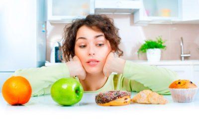 ¿Sabes cual es la diferencia entre hambre, antojo y ansiedad?