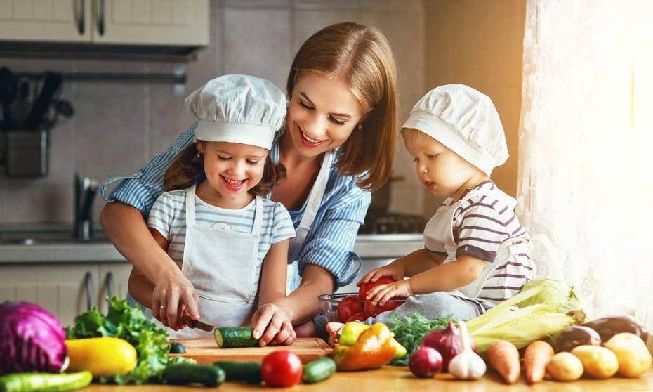 Cuida los hábitos y alimentación de tus hijos en esta época de resguardo