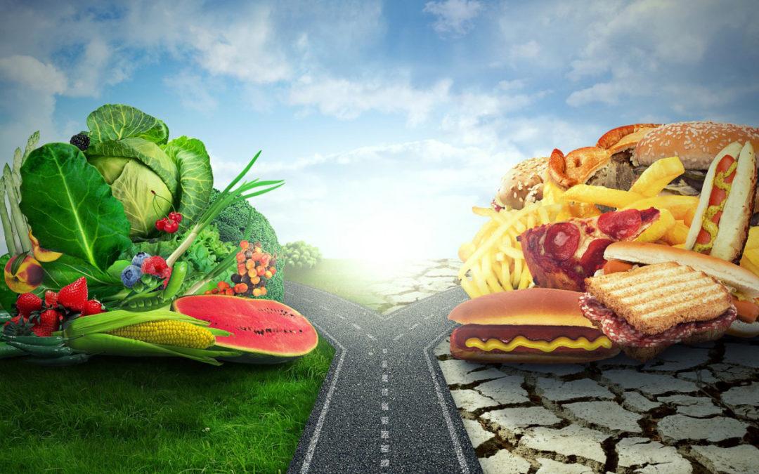 Cambios saludables en la alimentación que traen beneficios a tu salud.