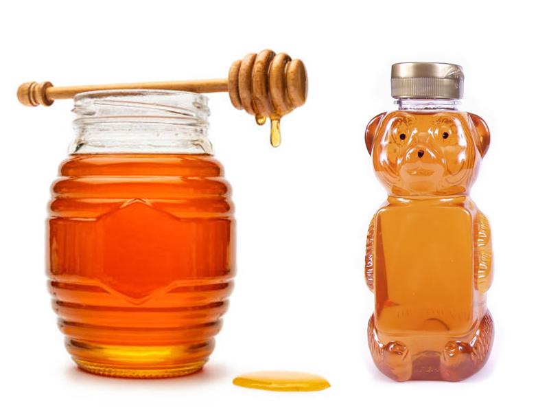 Diferencia nutricional entre miel de abeja pura y miel de abeja comercial
