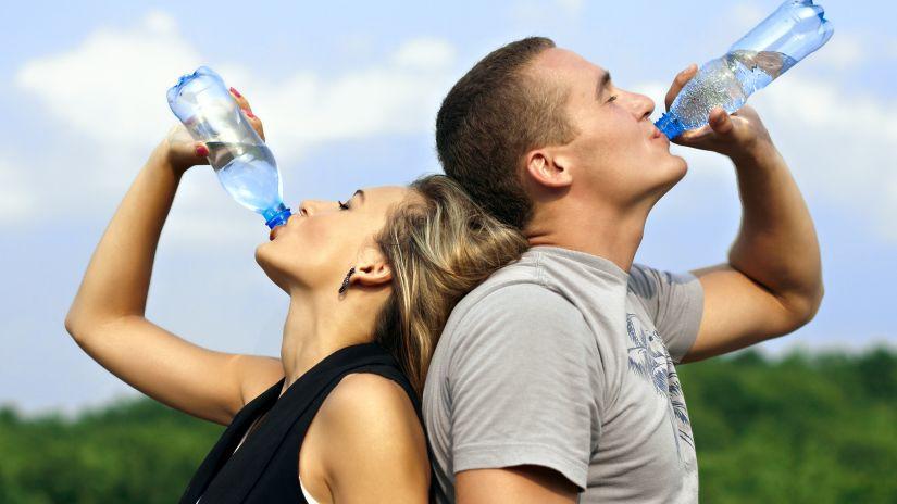 La hidratación es importante, consejos para beber más agua